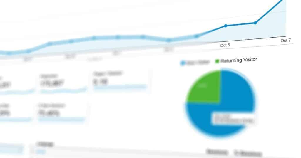 Screenshot of Digital Marketing Dashboard