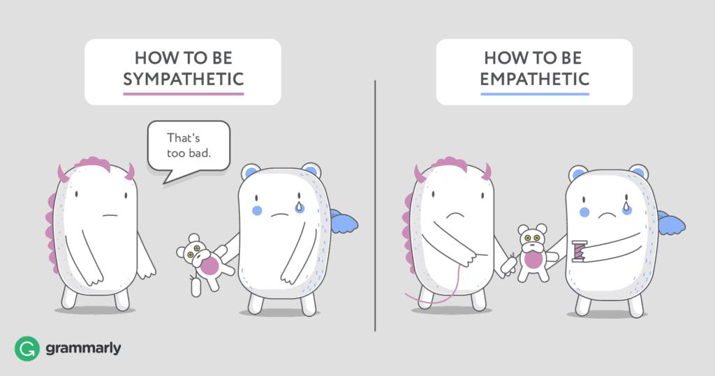 empathy grammarly