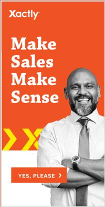 Make sales make sense