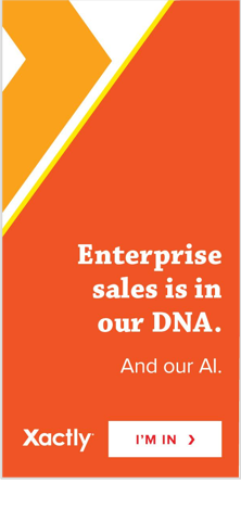 Enterprise sales is in our DNA